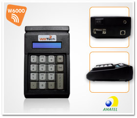 Microterminal 16 teclas W6000 wireless
