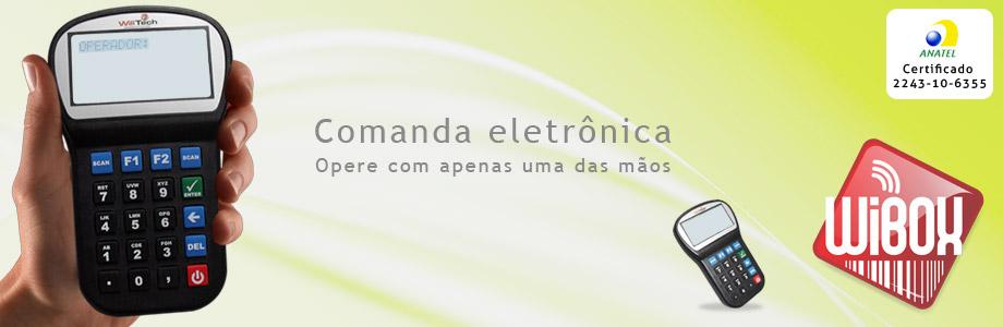 Comanda Eletrônica wiBox