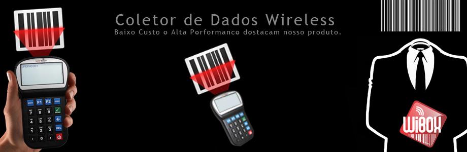 Coletor de Dados Wibox 1D