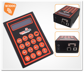 Microterminal 16 teclas W2000 wireless